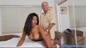 Black Home Dick Fucking Old chick